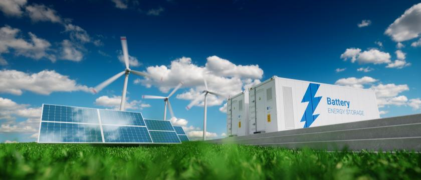 Hydrogen Storage for Renewable Energy Systems
