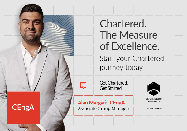 Chartered. The Measure of Excellence.