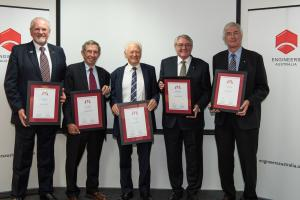Canberra's Newest Honorary Fellows